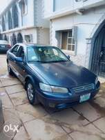 Toyota Camry first body LE