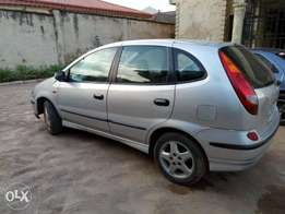 Very clean cheap and faultless Almera tino for urgent sales