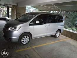 Nissan Serena, 2010, New shape