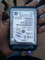Hard disk 500gb with the casing