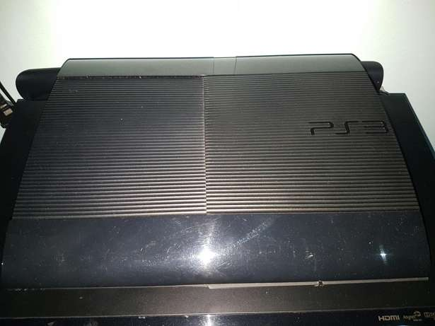 Sony PS3 (Black) Africa - image 1