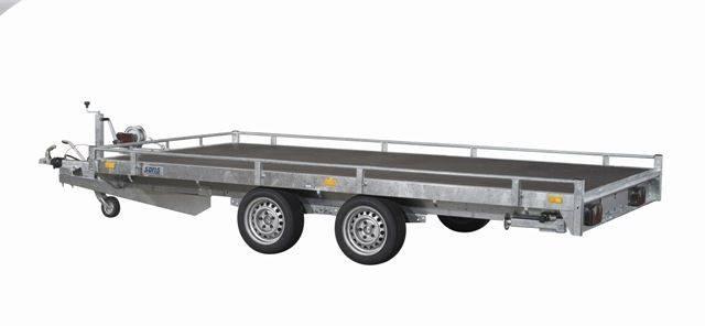Saris PAK 32 kippbarer Auto-Mehrzwecktransporter