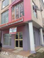 Standard Shop and office space for rent in Ada George