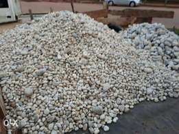 High grade pebbles