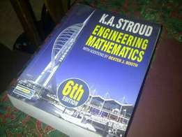 KA Stroud 6th edition for sale