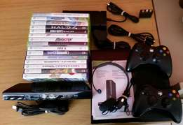 X-Box 360 With accessories
