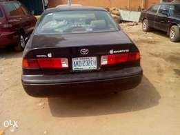2001 Toyota Camry firstbody