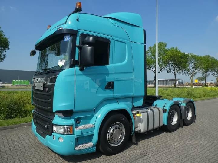 Scania R580 euro 6 ,160 ton - 2014