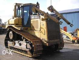 Caterpillar D7R - To be Imported