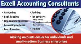 Accounting, Auditing, Tax consultancy and Training