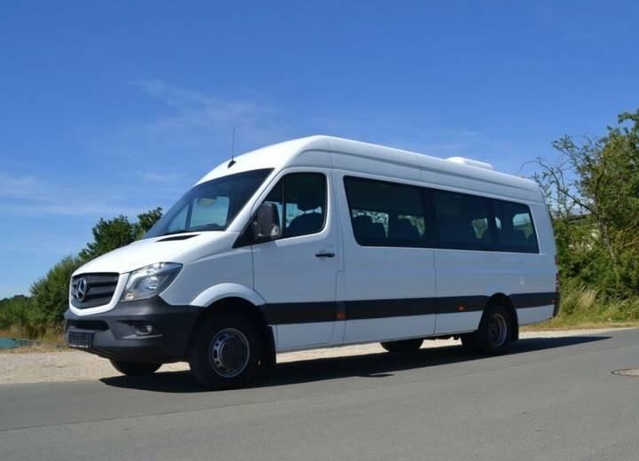 Mercedes-Benz Sprinter 516 Transfer 55 E6 / 23 Sitze / Klima - 2014