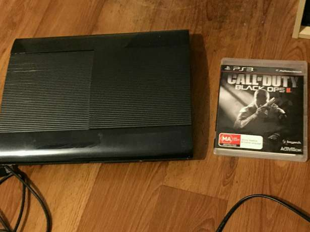 Sony ps3 super slim console still as brand new includes all cables 1 w Mayfair - image 2