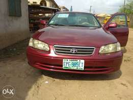 Toyota Camry in perfect condition