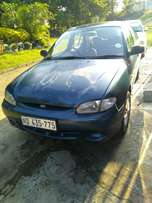 Hyundai accent 1.3 carb for sale
