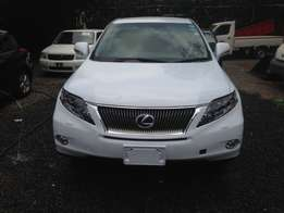Toyota Lexus Rx450(pay 60% n remaining amount in 8months