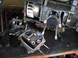 Quad Engine rebuilds We Do Not Charge Per Hour AT Clives
