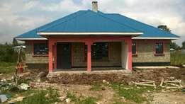 Magnificent three bedroomed bungalow situated near Beta Farm -Eldoret