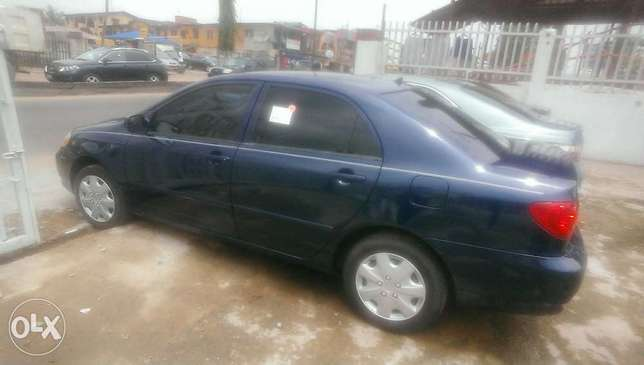 Tokunbo Toyota corolla 2003 for sale Ojodu - image 5