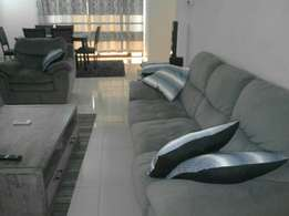 A magnificient three bed room furnished apartment in nyali for rent.
