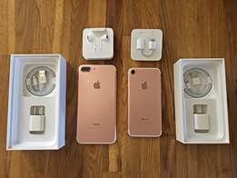 iPhone 7 and iPhone 7 plus for sale