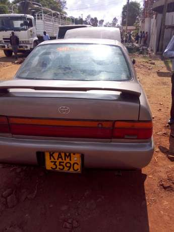 An used well mainted toyota 100 well conditioned car Thika - image 2
