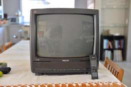 Philips 50cm tube TV with remote