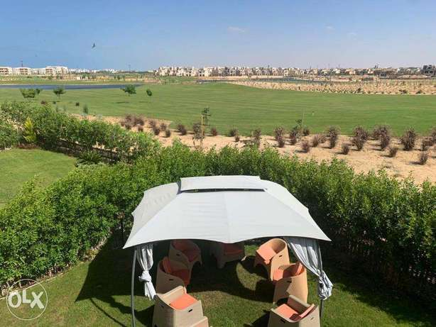 twin house at Blanca Marassi first row golf and lagoon