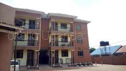 Corporate 2 bedroom apartment in the heart of bweyogerere town at 700k