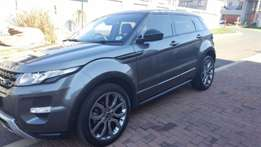 2015 Land Rover Range Rover Evoque 5Dr Si4 Dynamic Automatic,