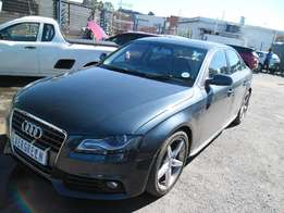 Audi A4 2.0t ambition 20011 Model with Sunroof,4 Doors, Factory A/C