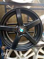 BMW alloyed rims size 17