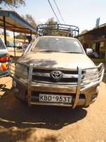 Toyota hilux pickup for sale
