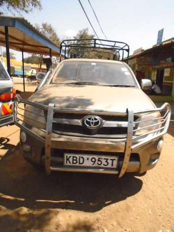Toyota hilux pickup for sale Wote - image 1