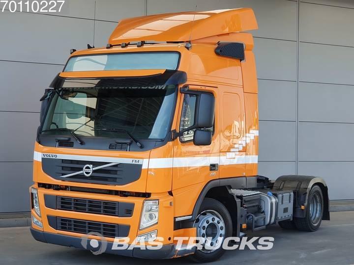Volvo FM 410 4X2 Mega Euro 5 - 2012