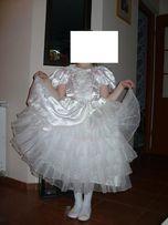 4fec0a3305 Sukienka Komunijna - Ubranka dla dzieci w Katowice - OLX.pl