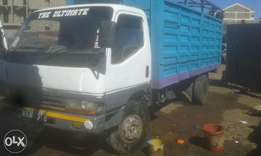 Mitsubishi canter 4d35 quick sale.