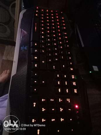 Aula Gaming Keyboard كيبورد
