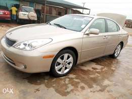 Mirror sharp 2006 Lexus ES 330 Tokunbo for quick sale