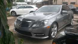 Mercedes Benz E350 013 model accident free