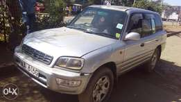 Toyota rav4 for quick sale