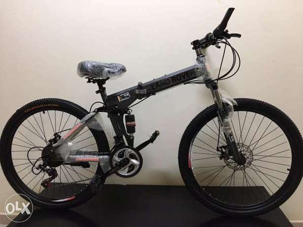Adults Teens 26 Inch Foldable Stylish MTB - New Box Pieces Available
