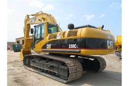 CAT330CL Slightly Home Used Machines for Sale