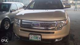 Ford Edge 2008 Neatly used
