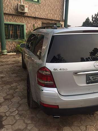 Foreign Used Mercedes Benz GL450 (2007) Ogba - image 7