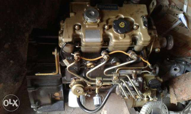 15KVA Perkins only ENGINE Moudi - image 4