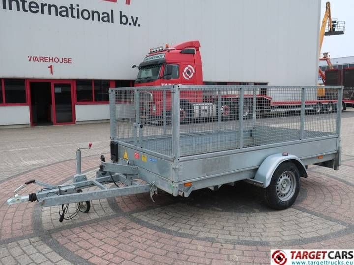 Hubiere H211L Tipper Equipment Trailer - 2013