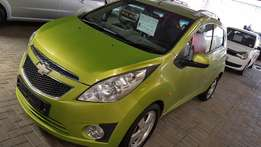 **2011 Chevrolet Spark 1.2 LS 5DR** Money wise/Luxury Fuel saver*