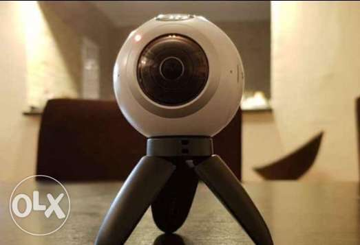 Samsung Galaxy gear 360 Camera