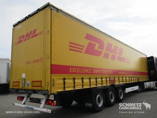 Krone Semitrailer Curtainsider Standard - 2013