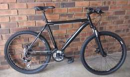 "26"" MTB with Disc brakes"
